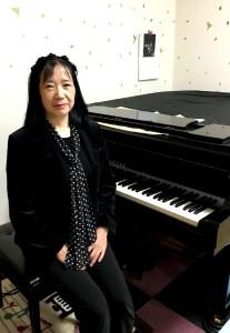 ピアノ講師_井川美由紀